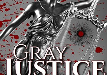 Gray Justice Screen Treatments