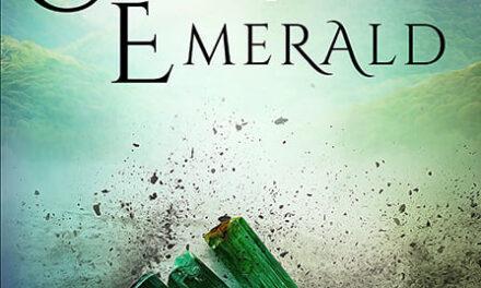 "Murder/Mystery Fiction Novel – ""Cherokee Emerald"" By R. M. Morgan"
