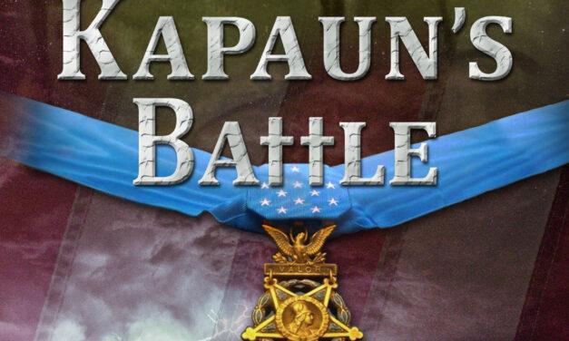 Kapaun's Battle By Jeff Gress
