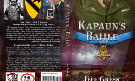 """""""Kapaun's Battle"""" – The Story of The Most Decorated Chaplain in U.S. Army History"""