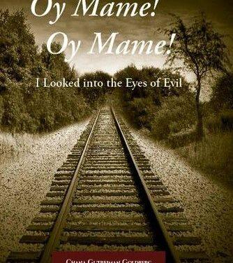 Oy Mame! Oy Mame! by Max & Chana Gutreiman Goldberg  & Mauricio Vargas Ortega
