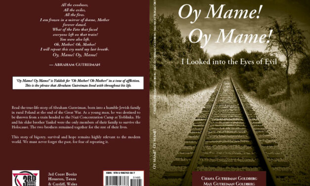 The True Story of Holocaust Survivor Abraham Gutreiman